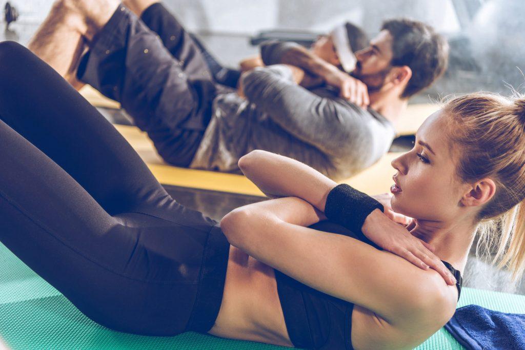 Functional Training – 45 Minuten knackiges Ganzkörpertraining mit Glücklichseineffekt. Bei YOGA-MA in Stuttgart